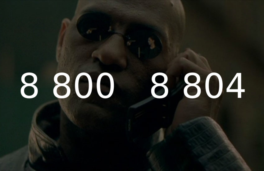 8 800 и 8 804